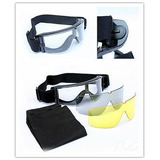 Lentes Airsoft Paintball