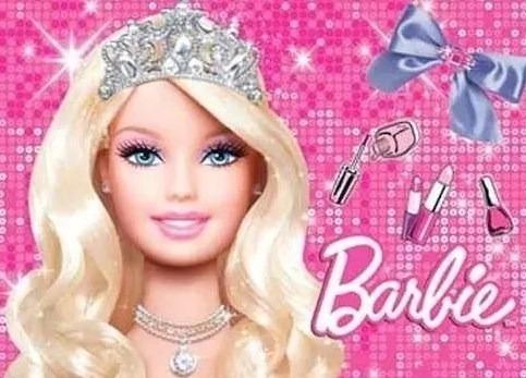 Kit Imprimible Barbie Full Fiesta 3x1