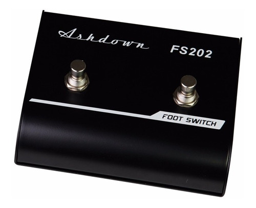 Footswitch Simple Ashdown Fs-2