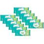 Caixa Lenços Umedecidos Pampers Fresh Clean Com 576 Unidades Original