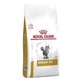 Alimento Royal Canin Veterinary Diet Feline Urinary S/o Para Gato Adulto Sabor Mix En Bolsa De 7.5kg