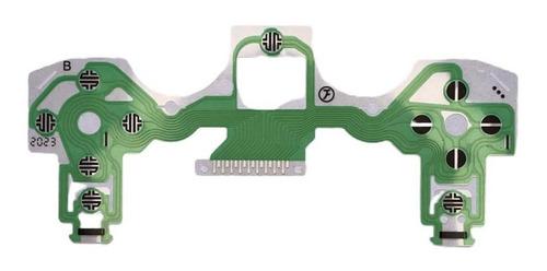 Membrana Film Keypad Flex Conductor Boton Joystick Jds Jdm