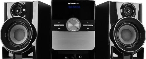 Minicomponente Parlante Mp3 Cd Bluetooth Auxiliar Radio 100w