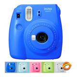 Camara Fuji Instax Mini 9 Selfie Macro Polaroid