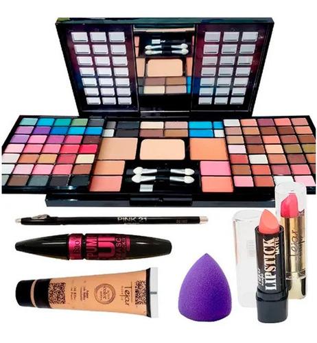 Set De Maquillajes Profesional Special Full 02 Combo Surtido
