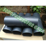 Veneno Para Ratones Tubo Cebadero R25 Pack. 5 Unidades