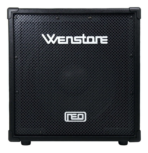 Bafle-caja Bajo Wenstone Mb-115neo300 Parlante Wenstone 15 Neodimio+driver 1  Neo -alto Rendimiento -liviana Y Compacta