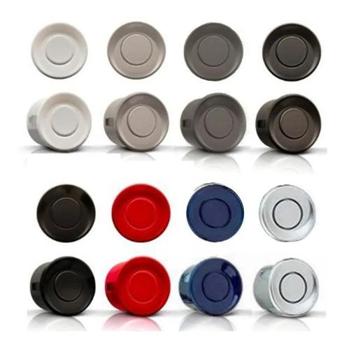 Sensor De Estacionamiento * Colores Con Display Y Sonido