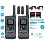 Radio Telefono Waklie Talkie Motorola T200 100% Original