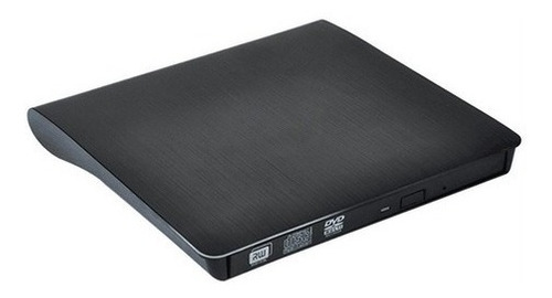 Grabador Reproductor Dvd Cd Externo Usb 3.0 Slim Macbook