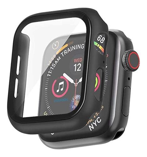 Protector Carcasa Slim + Glass Para Apple Watch