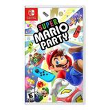 Super Mario Party Nintendo Switch Físico