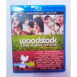 Woodstock 3 Dias De Paz Y Musica En Bluray