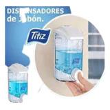 Dispensador Alcohol Gel / Jabón 400 Ml. High Quality !!