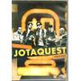 Dvd Jota Quest - Folia E Caos Original