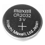 Promo 5 Pilas Cr2032 Mitsubishi O Maxell P/ Luces Alarmas