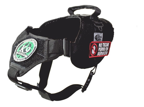 Pretal Táctico K9 Para Perros K9 Dog Trainers