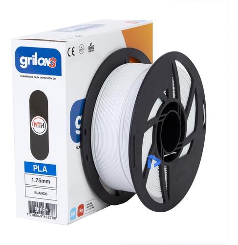 Filamento Pla 1.75mm Grilon3 1kg - Impresora 3d - Colores