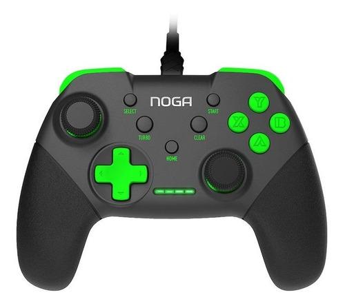 Joystick Para Pc Ps3 Gamepad Usb Play 3 Control Noga 6000x E