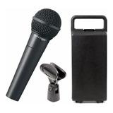 Micrófono Behringer Ultravoice Extreme Xm8500 Dinámico  Cardioide Negro
