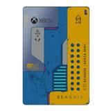 Disco Duro Externo Seagate Game Drive For Xbox Stea2000428 2tb Amarillo Y Azul