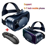Casco De Realidad Virtual 3d Vr Gafas Con Controladores