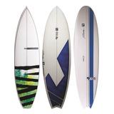 Surf Tablas Fun Hibridos Retros Stand Up Epoxi , Quillas