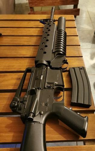 M4a1 Carabine Airsoft Full Metal (mercado Pago Cuotas)