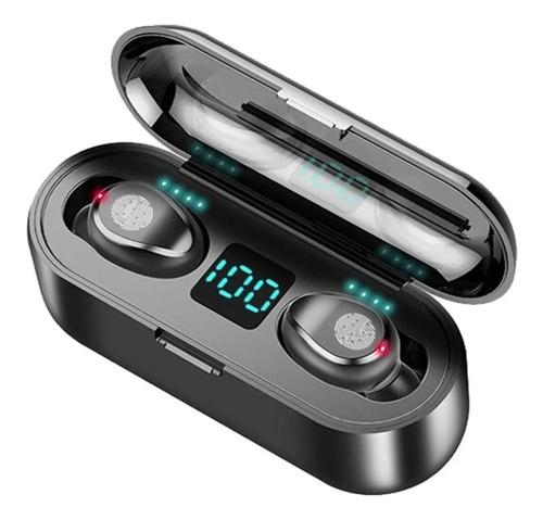 Auriculares Bluetooth F9 Gran Potencia Y Calidad.
