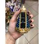 Nossa Senhora Aparecida Baby 10cm Perola Azul Iantil Original