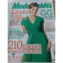 Revista Moda Moldes, Maitê Proença  51 Moldes #74 Original