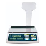 Balanza Electronica Systel Croma 31kg Bateria Ideal Negocio
