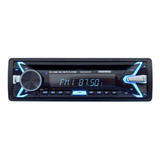 Autoestéreo Para Auto Daewoo Dw3249-bt Con Usb, Bluetooth Y Lector De Tarjeta Sd