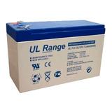 Bateria Ultracell 12v 7ah Csai