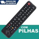 Controle Remoto Tv Samsung Smart Promoção Envio Imediato