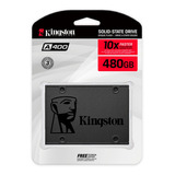 Disco Duro Ssd Kingston 480gb A400 | Lifemax