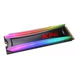 Unidad Ssd Adata Spectrix Xpg S40g Rgb M.2 2280 1 Tb