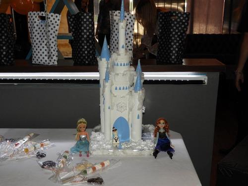 Castillo De Frozen.