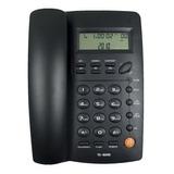 Teléfono Fijo Homedesk Tc-9200 Negro