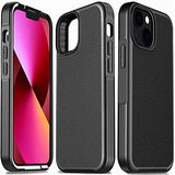 Funda Milomdoi iPhone 13 2021/6.1inch/shockproof/negro