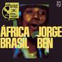 Lp Jorge Ben África Brasil 180g Polysom Novo Lacrado Original