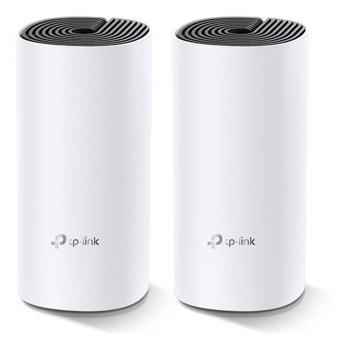 Sistema Wi-fi Mesh Tp-link Deco M4 Para Toda La Casa Pack 2