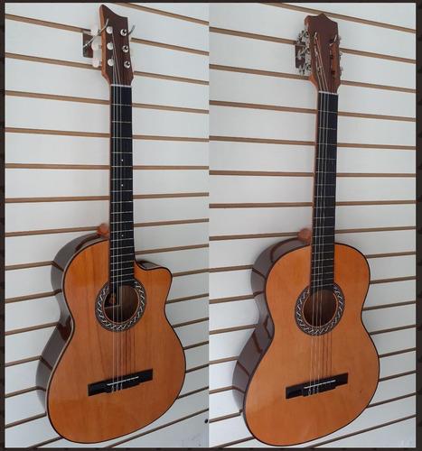 Guitarra Clásica+incluye Forro+método +pick +envío Gratis
