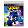 Sonic: Unleashed Standard Edition Físico Ps3 Sega Original
