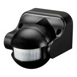 Sensor Detector De Movimiento Exterior De 180º Hasta 1200w