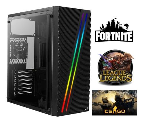 Pc Gamer Intel I5 9400f- Gtx1650 4gb-ram 16gb- Hdd 1tb Laaca