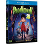 Blu Ray 3d + Blu Ray Paranorman  Universal Lacrado Original