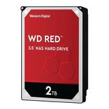 Disco Rigido 2tb Wd Sataiii Red 256 Mb