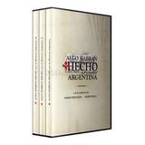 Algo Habrán Hecho Por La Historia Argentina I Ii Iii Dvd