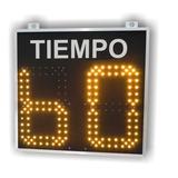 Reloj De Cuenta Regresiva Para Canchas De Futbol